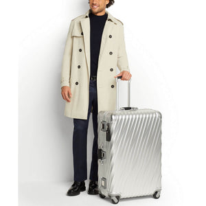TUMI 19 Degree Aluminum Extended Trip Packing Case in Silver model