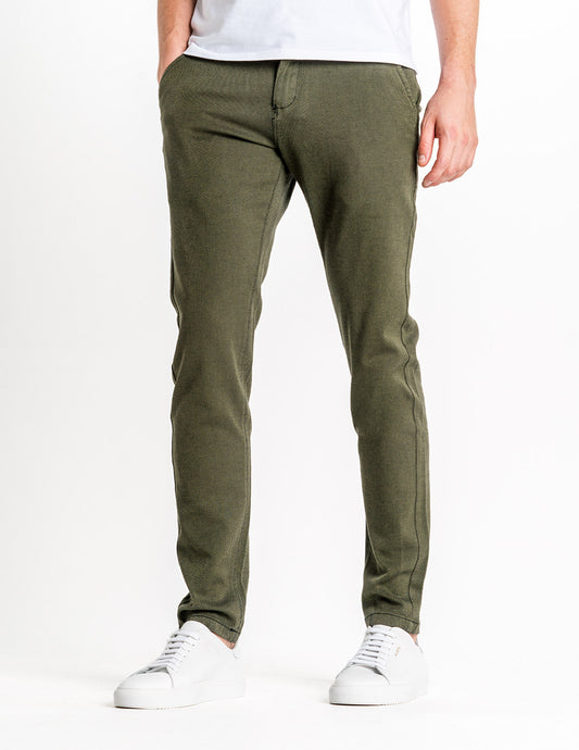 SNT Classic Pants Nature Green