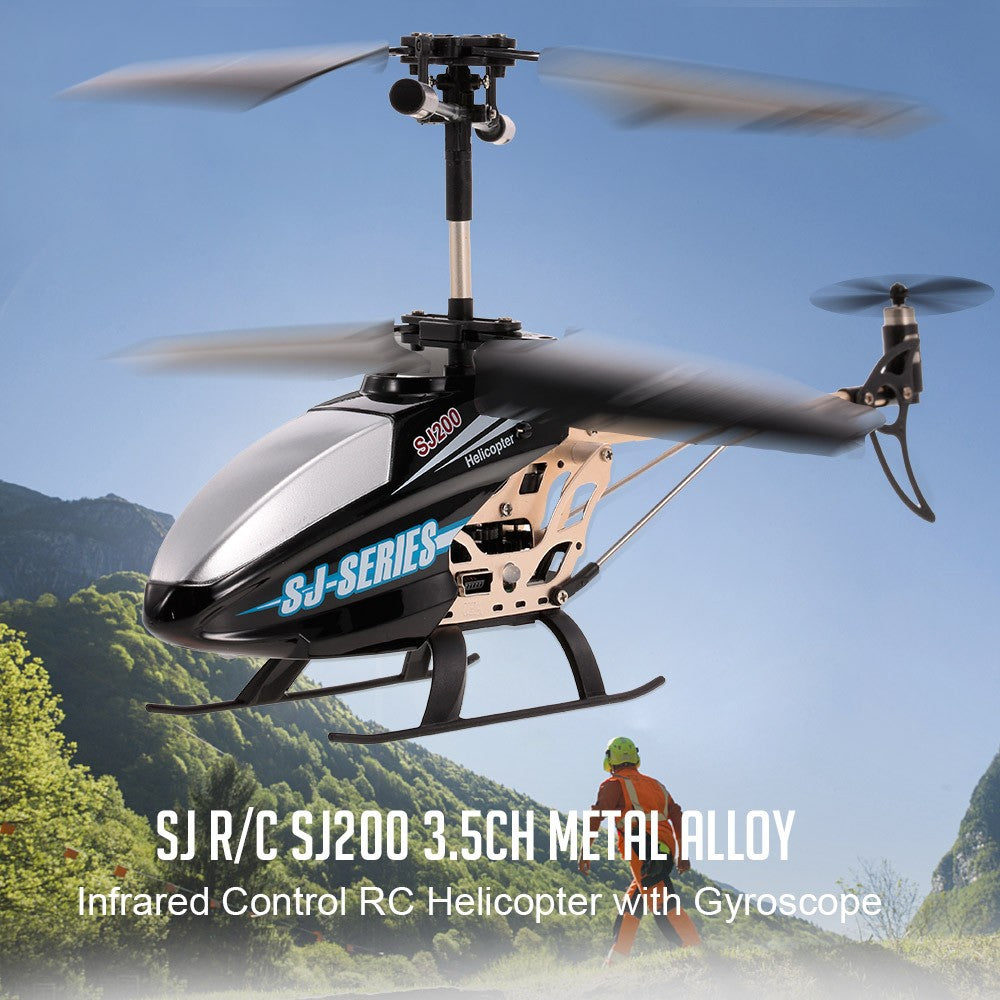 Remote Control Helicopter Indoor And Outdoor
