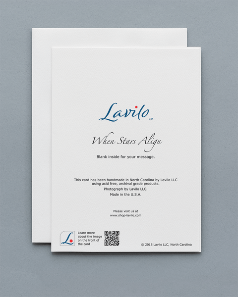 Lavilo™ Greeting Cards - Fireworks - When Stars Align