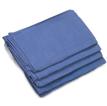 New Blue Huck Towels - 50 Count