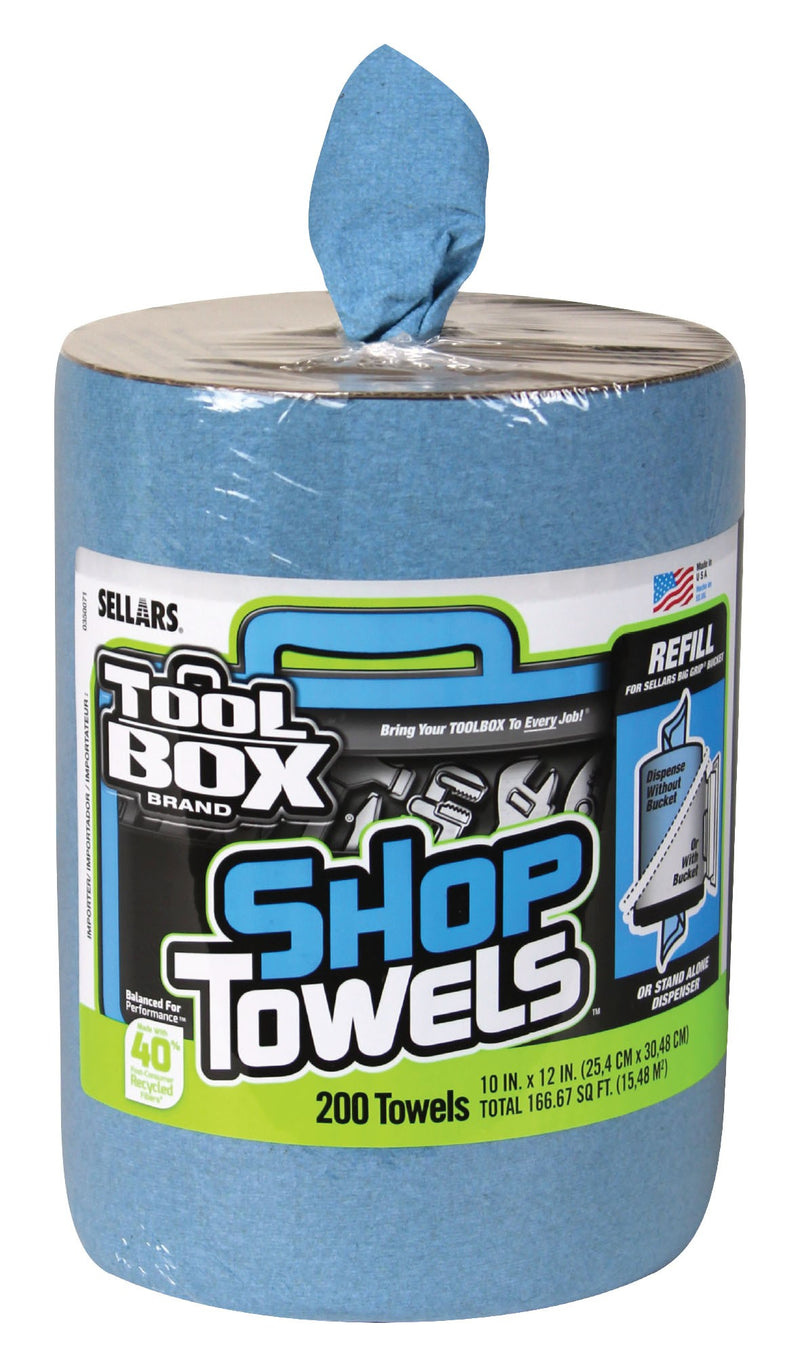 TOOLBOX® Z400 Big Grip® Refill of Shop Towels