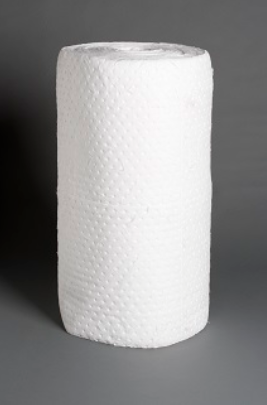 BR144: Bonded Sorbent Roll - Heavy Weight