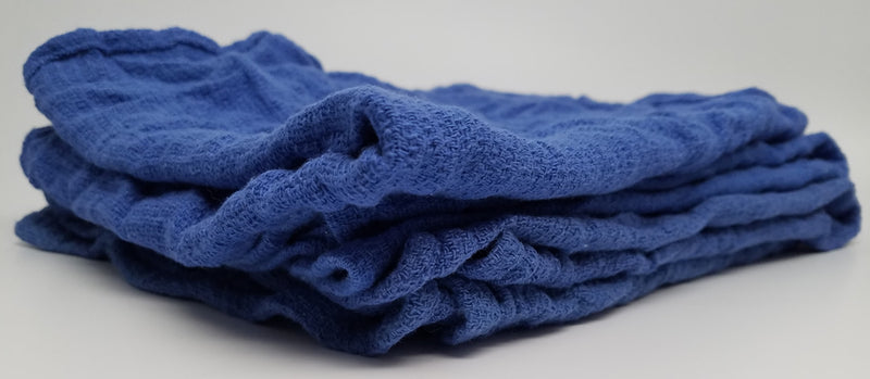 Blue Huck/Surgical Towels - 25 lbs Box