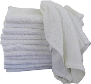 Terry Bar Mop Towels - 25 lbs Box