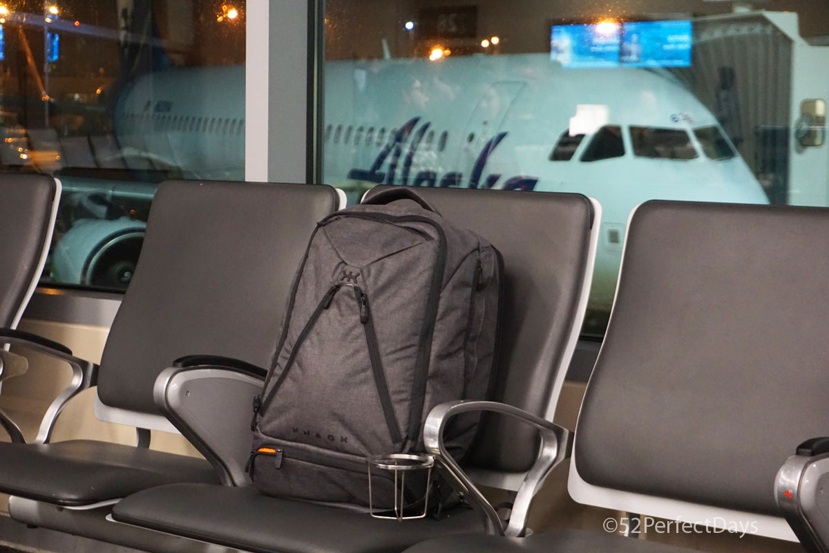 52perfectdays travel blogger review of Large Knack Pack