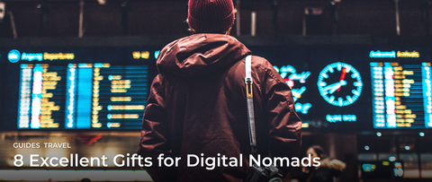 Christmas gifts for digital nomads
