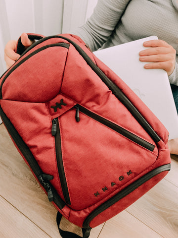 The best women's backpack with a laptop sleeve