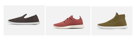Allbirds shoes for men - wardrobe update