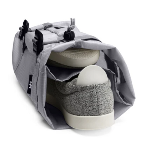 Compressible Shoe Bags for Travel