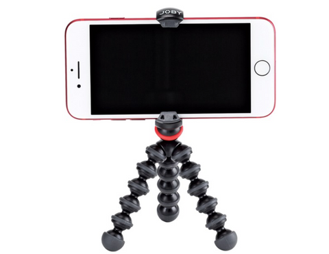 Use an iPhone tripod to film a short video for your job application 2020 job search