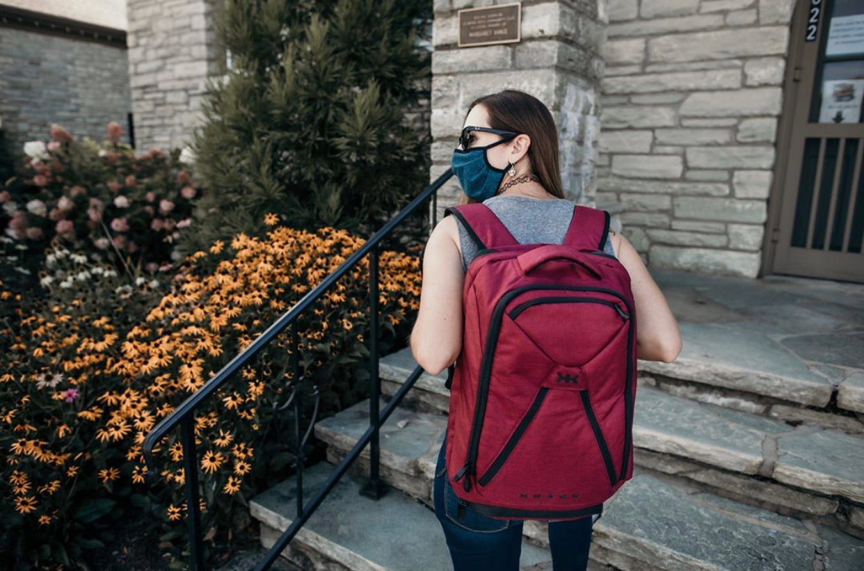 Review of Laptop Backpack for Remote Work