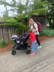 A backpack for working moms