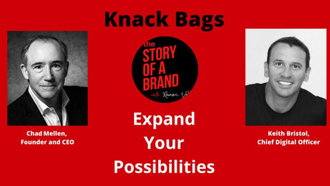 Knack Bags Interviewed for Business Podcast