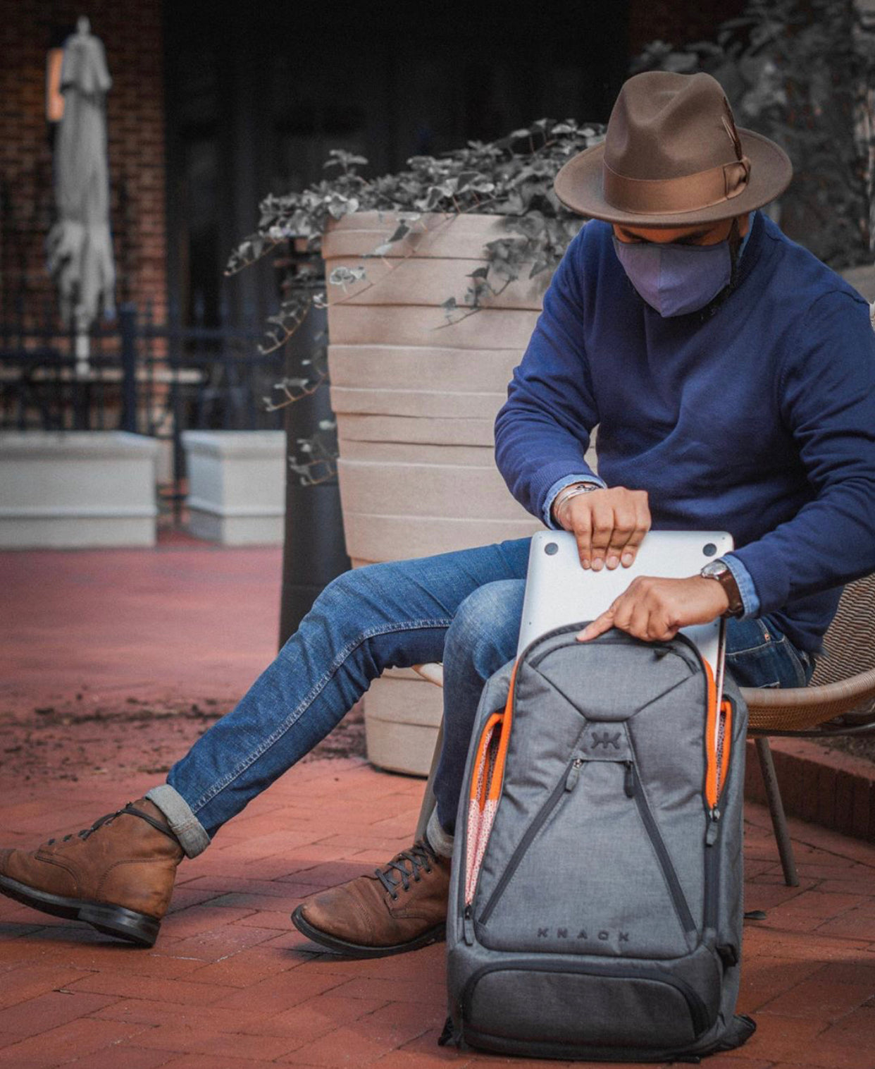 Review of Laptop Backpack - The Knack Pack