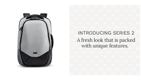 Release of Series 2 Medium Sized Backpack