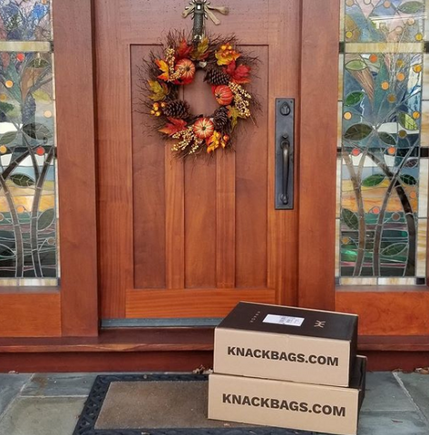 Knack Pack boxes shipped to your front door for the holidays