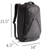 Large Knack Backpack Unexpanded 22 Liters