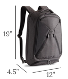 Medium Knack Backpack Unexpanded 17 Liters