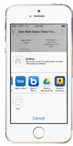 Docusign app review