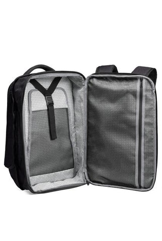 expandable luggage compartment - Knack Pack Laptop Backpack