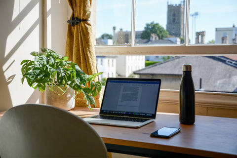 build a work from home office