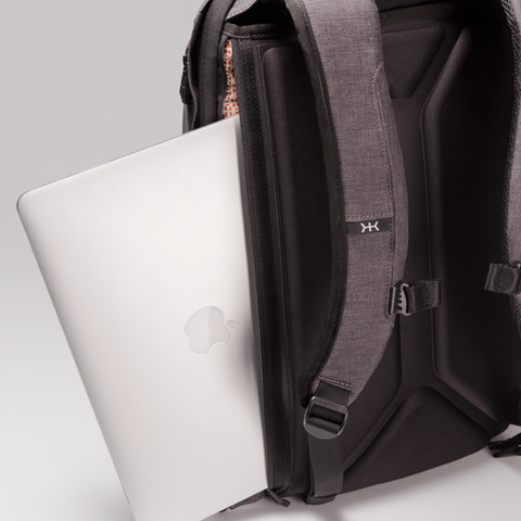Pack multiple laptops for business trip