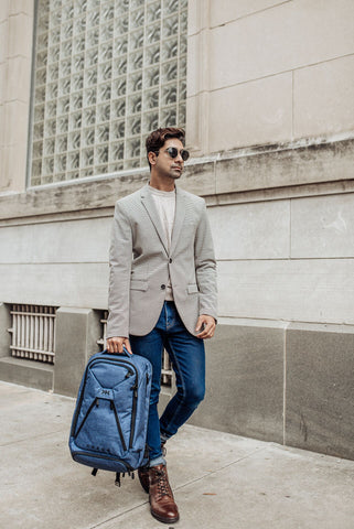 Knack Pack professional everyday carry backpack