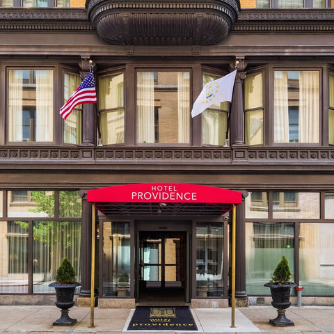 Recommended hotel for business travel to Providence, Rhode Island