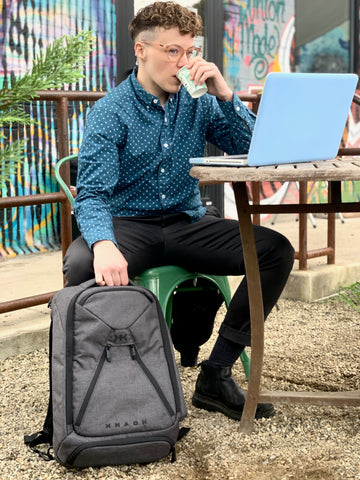 Review of lightweight backpack coffee