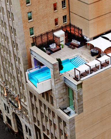 Luxury hotel for business travel in Dallas, Texas