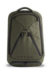 Knack Medium Expandable Backpack in green colour