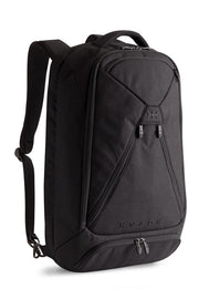 Knack large backpack in black color. Unexpanded for day use