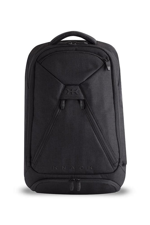 Knack Medium Expandable Backpack Simple design with organization pockets