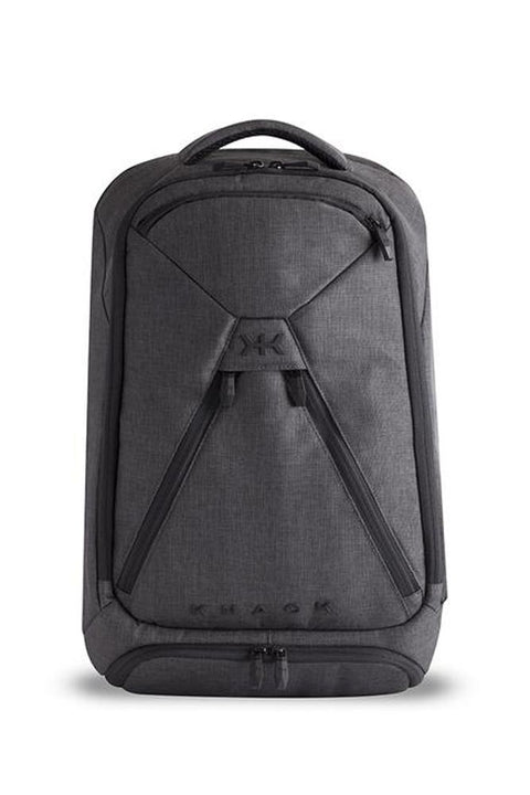 d8c06a0d0abf1 Knack Medium Expandable Backpack Simple design with organization pockets