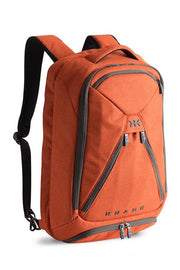 Knack Medium Expandable Backpack Unexpanded for day use in orange