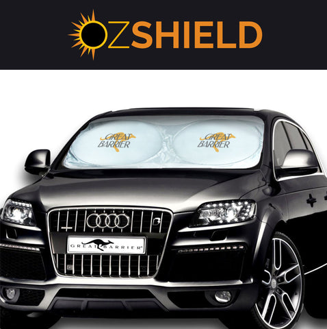 OzShield Standard Windshield Sun Shade
