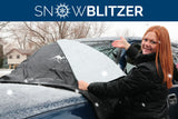 Snowblitzer Windshield Snow Cover