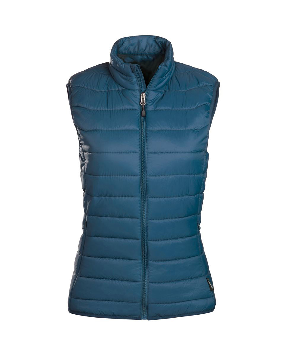 Ladies Down Vest