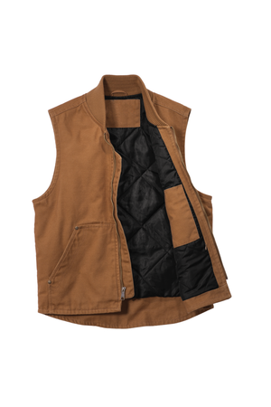 Duck Cloth Vest