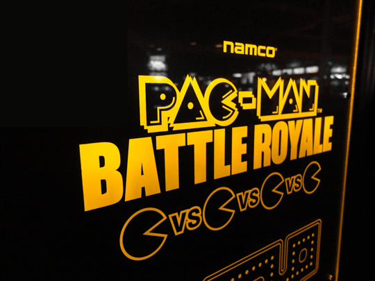 Pac-Man Battle Royale Deluxe by Namco