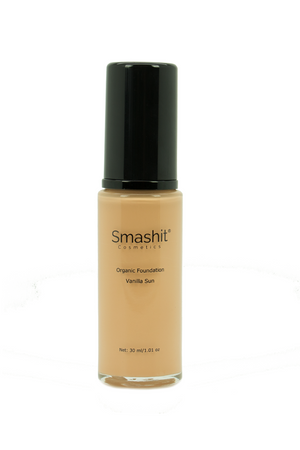 Organic Foundation Vanilla Sun