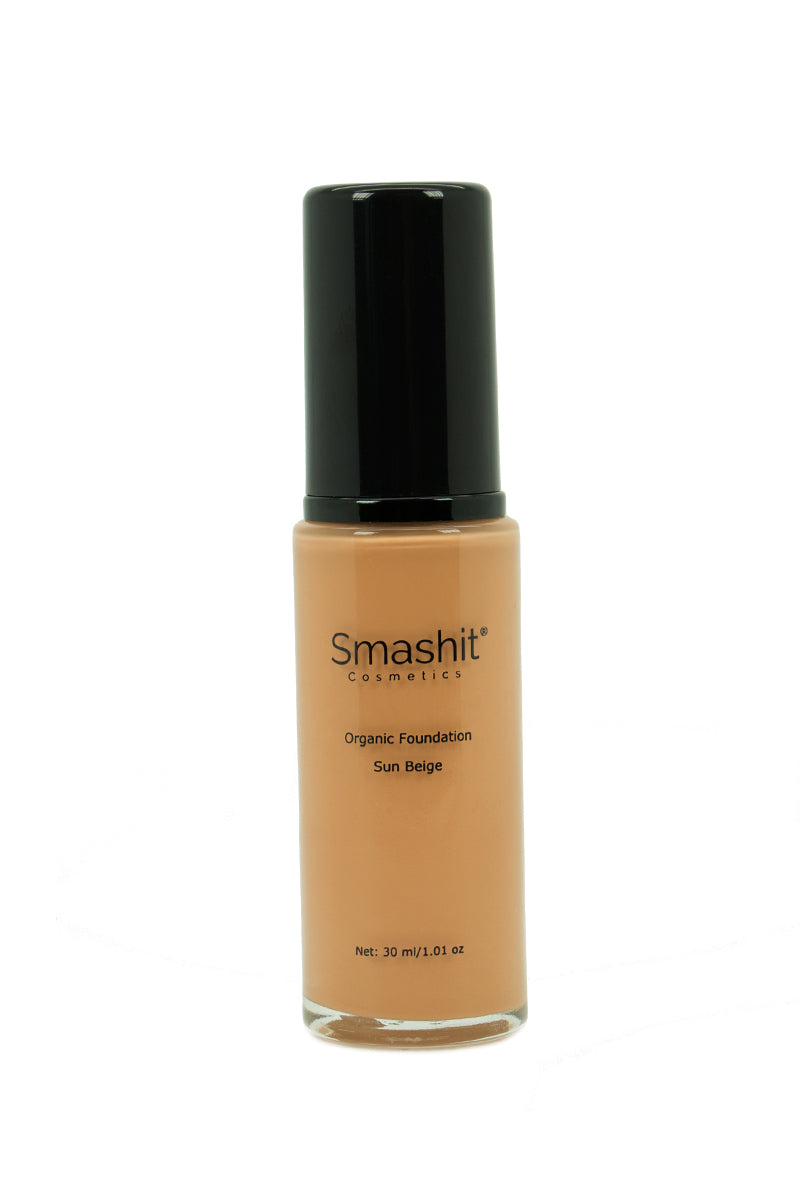 Organic Foundation Sun Beige