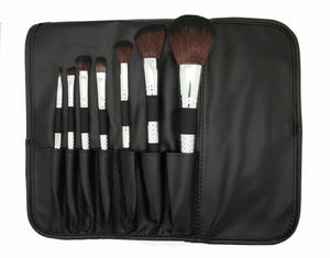 7 Brushes Silver