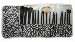 Animal Printed Brush Set