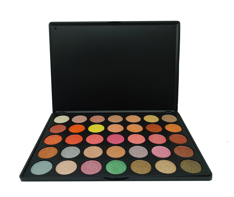 Eyeshadow Palette Mix 17