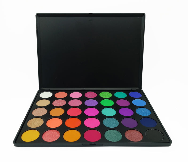Eyeshadow Palette Mix 18