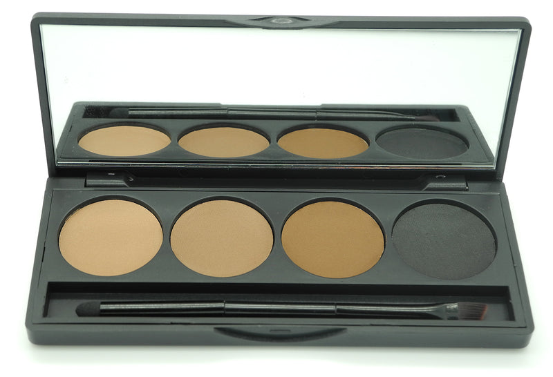 4 Color Eyebrow Palette
