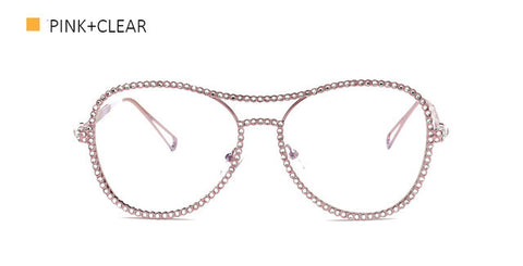 Women Diamond Glasses