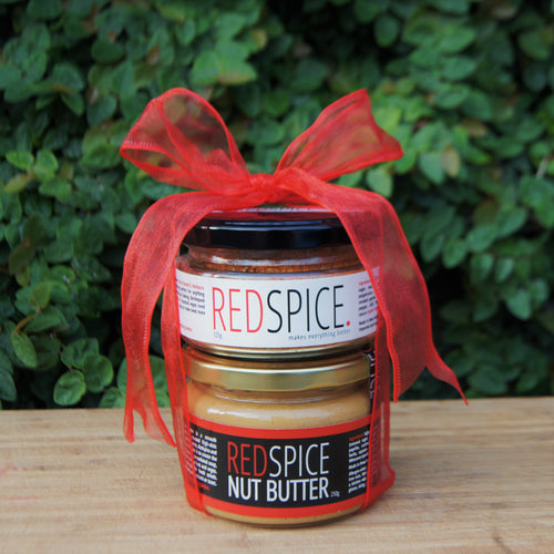 Redspice and Nut Butter Combo Deal